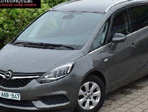 Opel Zafira 1.4 Turbo*7PL*EURO6*234€ PAR MOIS SANS ACOMPTE*